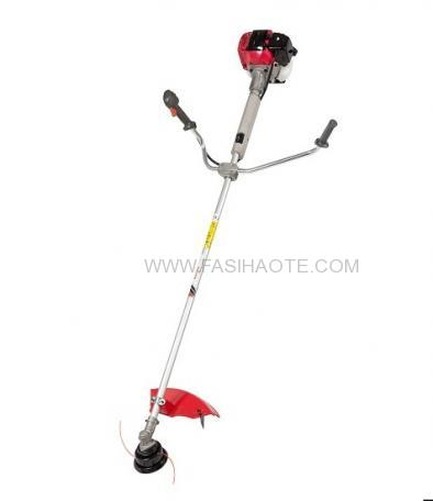 BC450 with 2 stroke double handle brush cutter