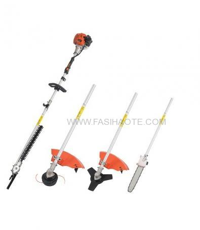 25.4cc 0.81kw 4 in1 multifunction machine brush cutter hedge trimmer