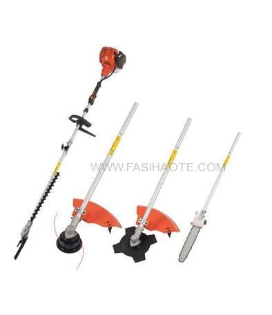 Gasoline brush cutter 4 in 1 G35 multifunction garden tools