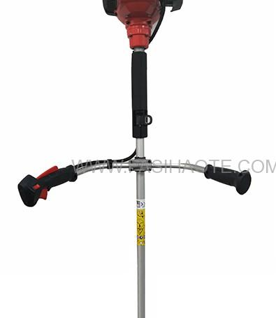 BCZ4000DW with 2 stroke double handle brush cutter