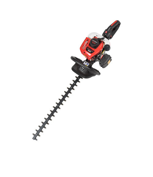 double blade hedge trimmer